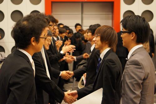 ○秋期卒業式3