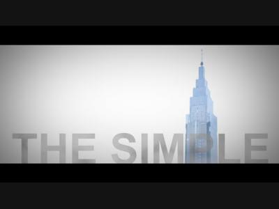 THE SIMPLE_タイトル