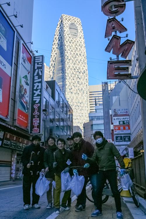 新宿年末クリーン大作戦2014-27