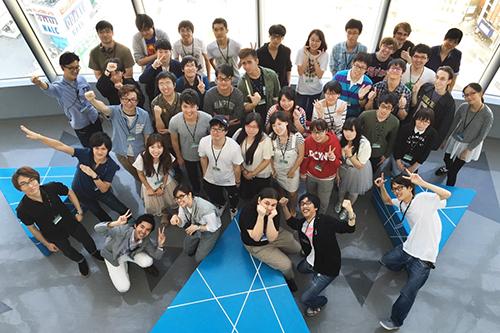 20151003留学生交流会集合写真